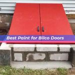 Best Paint for Bilco Doors