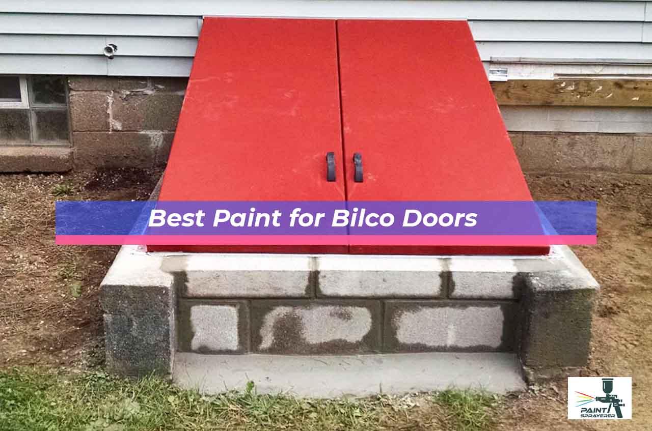 Best Paint for Bilco Doors