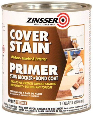 Zinsser 03504 Cover