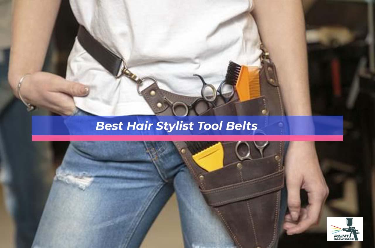Best Hair Stylist Tool Belts