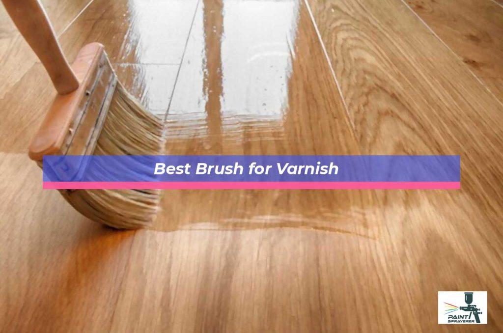 Best Brush for Varnish